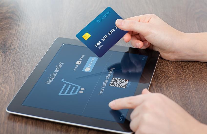 Pago online con tarjeta de crédito