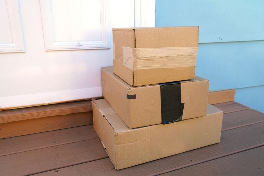 La demande de commandes aux e-commerces de certains secteur est en augmentation