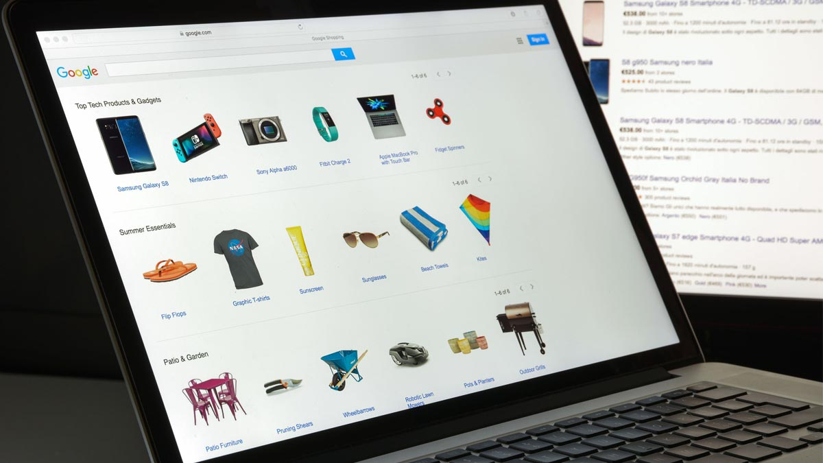 Google launches a free version of Google Shopping