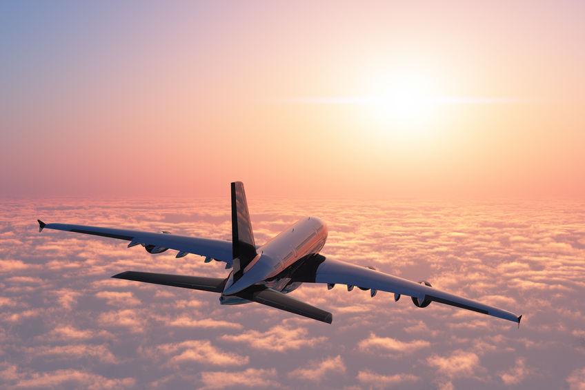 L'avion a décollé et il faut à présent rentrer les volets