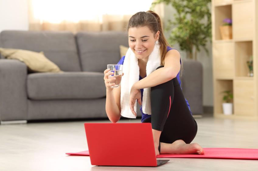 Los vídeos de YouTube con rutinas de ejercicio, entre los que mejor posicionan en Google