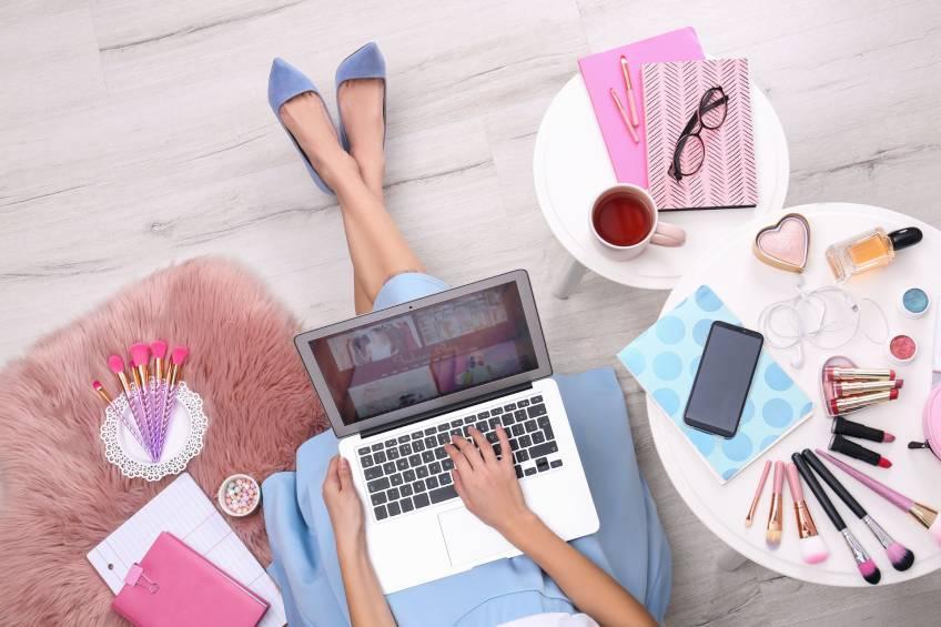 Con la opción Custom Affinity, el anuncio TrueView for Action se puede orientar a audiencias interesadas en temas de belleza o moda