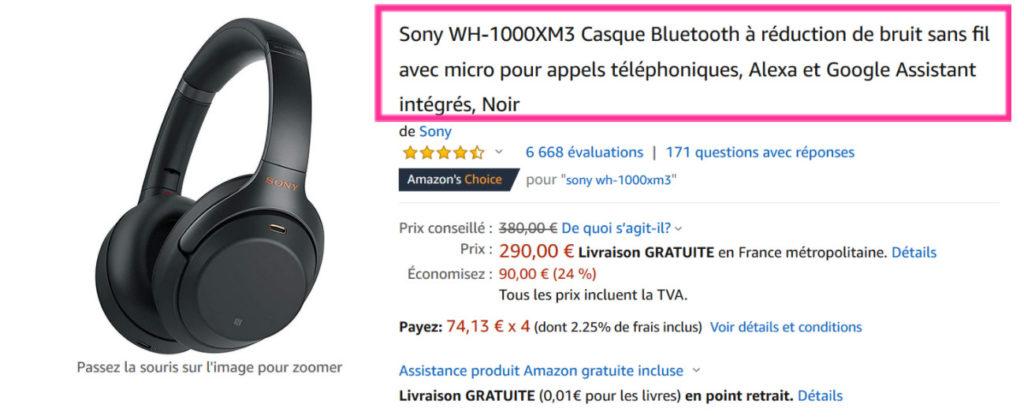 Sony & Amazon