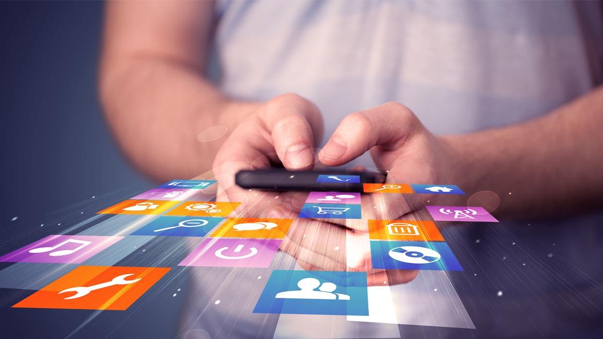 El ecosistema digital audiovisual permite acelerar la descarga de apps