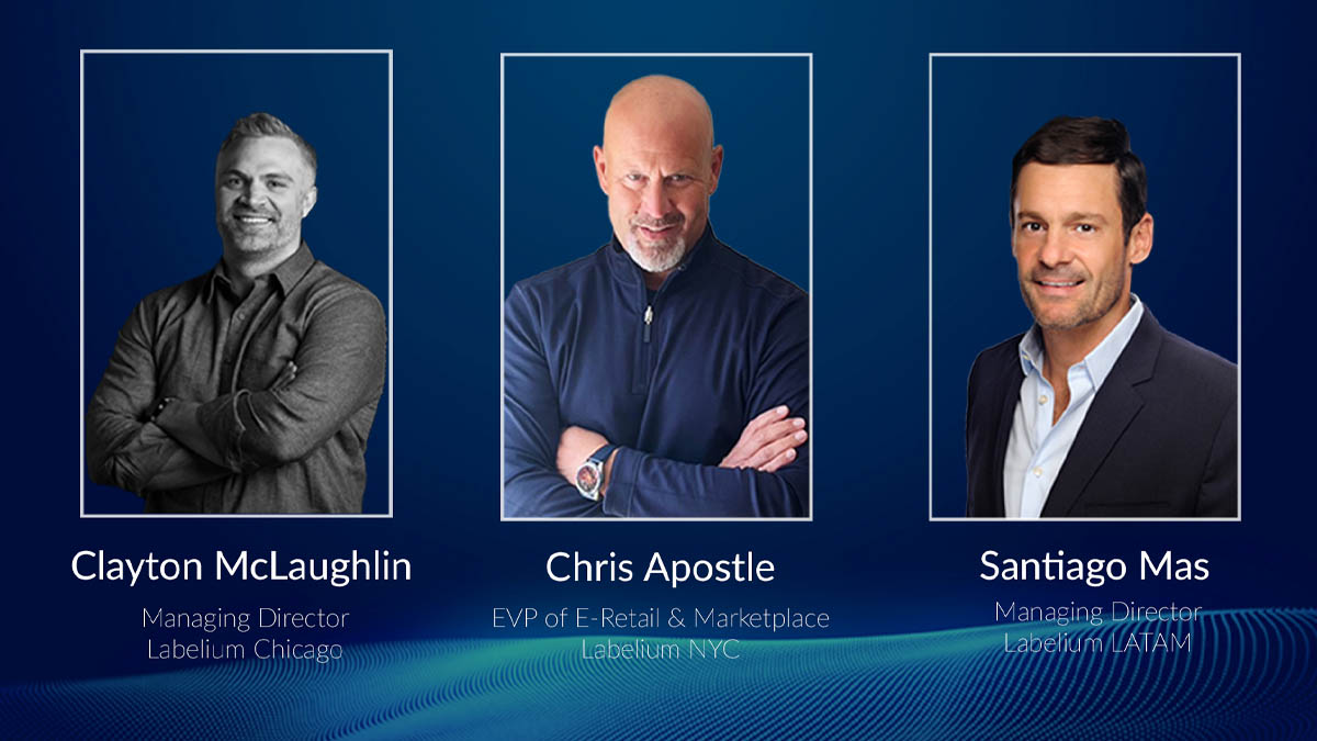 Clayton McLaughlin, Santiago Mas, Chris Apostle join Labelium Group
